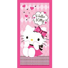 Hello Kitty Argyle Kitty Indoor Slumber (Kitty Sleeping Bag)