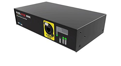 Enttec Pixelator Mini 70066 LED Pixel Control ArtNet DMX Over Ethernet Compact Art-Net Controller to Pixel Link Driver PLINK (Pixel Link) WS2812, WS2811 (Pixel Control)