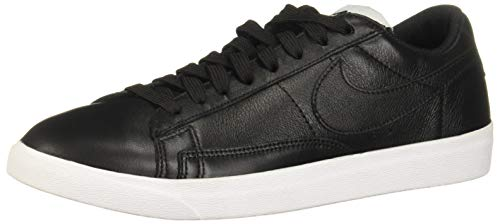 Mujer Zapatillas Nike Brown W Black de Negro White Gimnasia Le Blazer para Low Black 001 Light Gum 8qCUqAfw