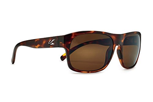 Kaenon Clemente Sunglasses (Matte Tortoise, Brown 12 - Polarized)