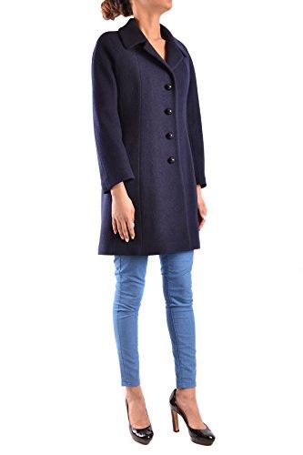 Aspesi Mujer MCBI150179O Azul Lana Abrigo