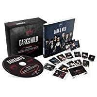 BTS 1st Album [DARK & WILD] CD + PhotoCards + PhotoBook BAGNTAN by BTS