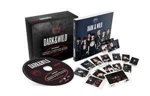 BTS 1st Album [DARK & WILD] CD + PhotoCards + PhotoBook BAGNTAN by BTS