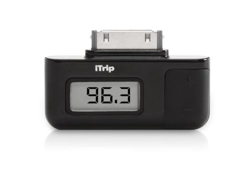 Griffin iTrip LCD Dock Connector for iPod (Black)