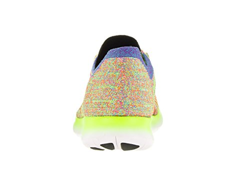 Nike Wmns De Rn blanc Pour Competition Chaussures Blanc Femme Course Free Flyknit Noir Noir xwFgUtEqC