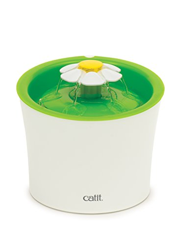 Catit Flower Fountain (Cats Drinking Fountain compare prices)