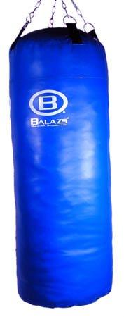 Balazs Unfilled Heavy Bags with De B01ASB72O2 ブルー 150 lb (18\