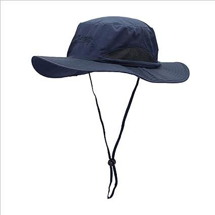 58123cfe180e7 Amazon.com   FGN Sun Hat for Men   Women