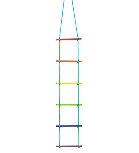 Rainbow Climbing Ladder Playground Accessories product image