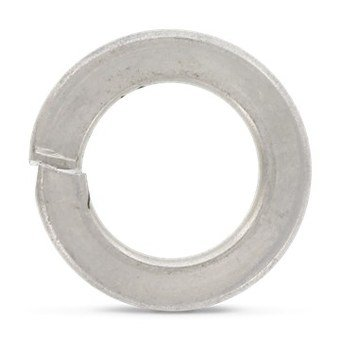 (300pcs) DIN 127 M22 Spring Lock Washers type B AISI 316Ti Stainless Steel, Ships FREE in USA by Aspen Fasteners, ASSP0127457122