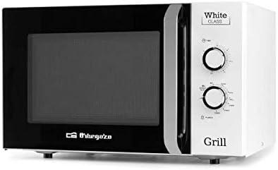 Microondas con grill Orbegozo MIG 3021, 30 Litros, 1000W,: BLOCK ...