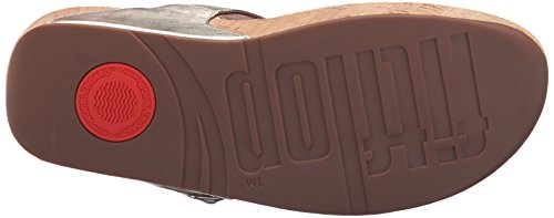 para Chanclas Skinny gold pale the Fitflop Mujer xSqw1ftp0W