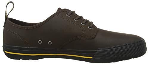 Dr Erwachsene Dark Sneaker 201 Brown Pressler Martens Unisex Braun BqRpx4Bw