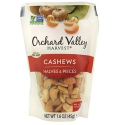 Orchard Valley Harvest Cashews, 1.6 Ounce