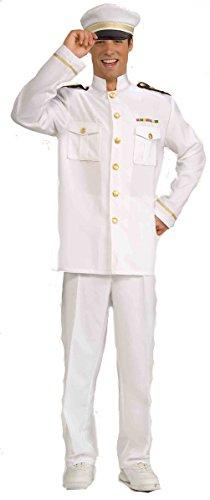 Officer And A Gentleman Fancy Dress Costume (Navy Officer and a Gentleman Captain Cruise)