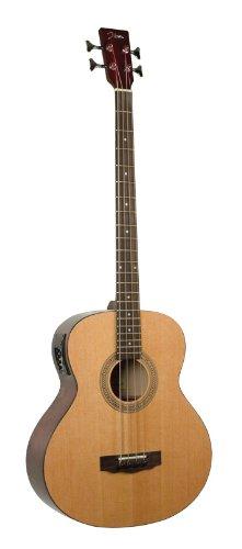 Johnson JG-622-E Deep Body Jumbo Acoustic/Electric Bass