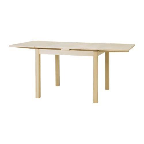 Tavolo Bjursta Ikea.Ikea Bjursta Table In Veneer 90 129 168 X 90 Cm