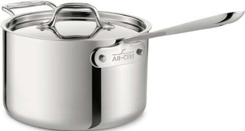 3qt all clad sauce pan - 4