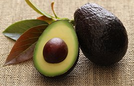AVOCADOS HASS FRESH PRODUCE FRUIT VEGETABLES EACH (1)