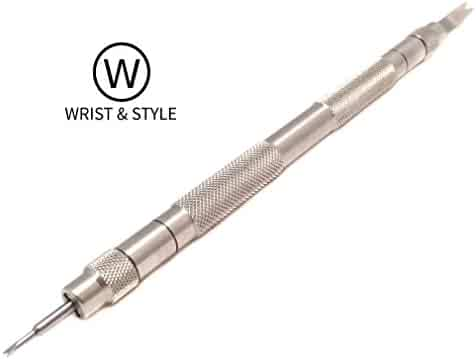 W&S Spring Bar Pin Watch Tool - 5.5 inch - Stainless Steel