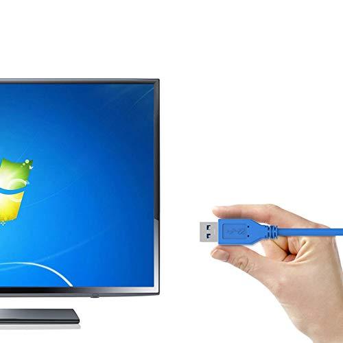 Azul SEN Cable de extensi/ón USB 3.0 Macho a Hembra Cable USB 3.0 3.0 m 3.0 sin Cubierta