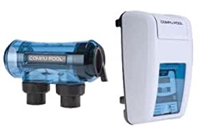Compupool Chlorine Generator 20 000 Gallon Pools Swimming Pool Chlorine