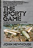 The Sporty Game, John Newhouse, 0394514475