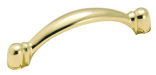 Amerock BP3441-3 Bright Brass Pull by Amerock