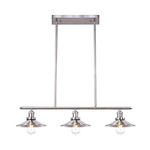 Dining Table Pendant Light Height in US - 3