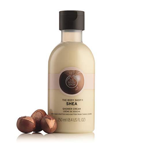 (The Body Shop Shea Shower Cream, Moisturizing Body Wash, 8.4 Fl.)