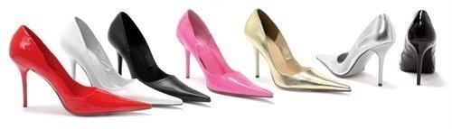 Lola Pointy Toe Heels - 2
