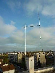 Sirio SD 27 Dipole CB/10 meter Base Antenna by Sirio Antenna (Image #4)