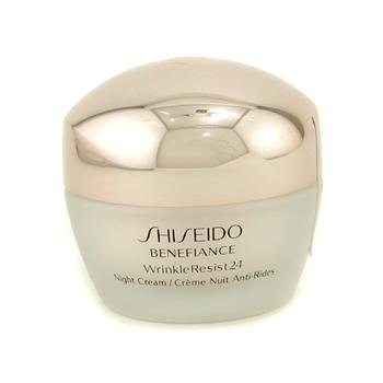 (Shiseido Benefiance WrinkleResist24 Night Cream, 1.7 oz)