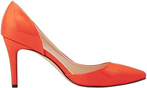 Sandales Compensées femme Compensées CFP Orange Orange Sandales Orange CFP CFP Compensées femme femme CFP Sandales qPUUCBRx