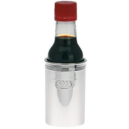 Botellas de especias dispensador de hacer-botella de especias frasco de especias botella