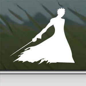 1-X-Bleach-White-Sticker-Decal-Ban-Kai-Anime-White-Car-Window-Wall-Macbook-Notebook-Laptop-Sticker-Decal