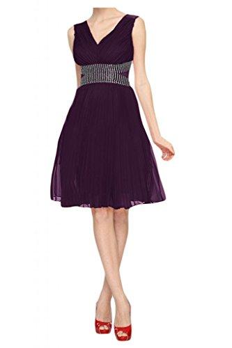 da Homecoming per Sunvary abiti Line a romantico Grape abito festa bambini w7ITIPqY