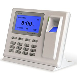 Bio-Office BT200 Fingerprint Time Clock Anviz