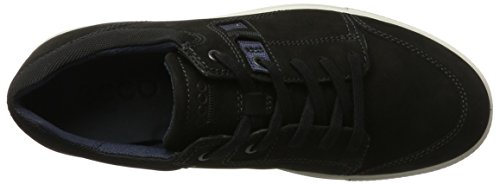 ECCO Men's Ennio Low-Top Sneakers Black cheap under $60 discount with credit card TYVn37jB8