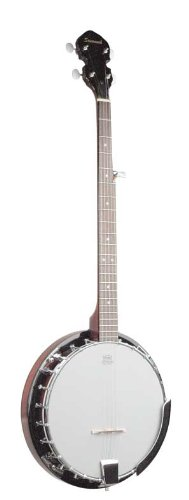 Savannah SB-100-L 24 Bracket Banjo, Left Handed