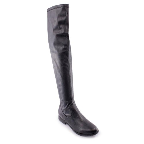 Gia Zeeland Black Women's Van Kathy Boot Knee BqAaTx