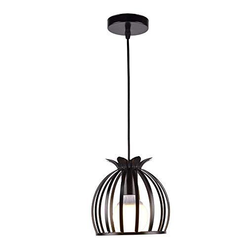 Intérieur Lustres Luminaires Eclairage De Plafond Suspension Lustre Lampe De Chevet Couloir La Lampe De Plafond Salon Noir 18  18Cm