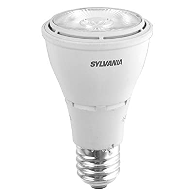 SYLVANIA Ultra 8-Watt (50 W Equivalent) PAR20 Medium Base 592643 (E-26) Warm White Dimmable Indoor LED Flood Light Bulb