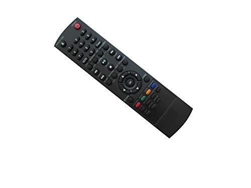 HCDZ Replacement Remote Control for Toshiba BDX2150 BDX2150KC BDX1100KU BDX1100KY Blu-ray Media Disc Player (Toshiba Bdx2150 Remote)