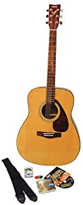 Yamaha Gigmaker Standard Acoustic Guitar Package from Yamaha