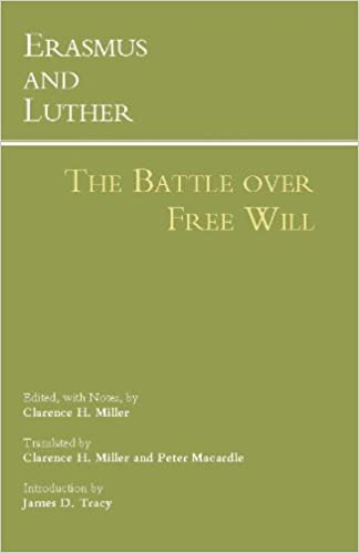 The Battle Over Free Will Hackett Classics Kindle