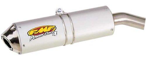(FMF Racing PowerCore 4 Slip-On , Material: Aluminum 044224)