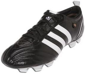 Carnicero caricia Jardines  Amazon.com | adidas Adipure FG Black/White Size 13 | Soccer