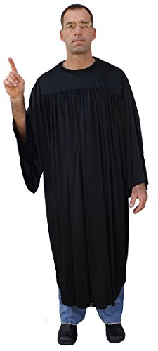 Judge Costume Robe Gown