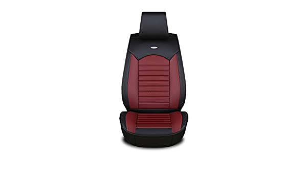 Amazon.es: Cojín del asiento del automóvil Honda xrv Ling Pai crv Bin Chi Civic verano completo rodeado por la cubierta de asiento de seda de hielo cuatro estaciones universal, Red